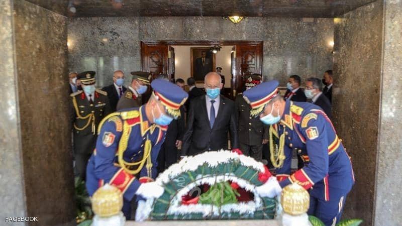 نجل الزعيم عبد الناصر يروي كواليس زيارة الرئيس التونسي سعيد لضريح والده