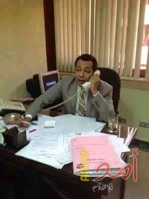 محمد مبروك الضابط القتيل