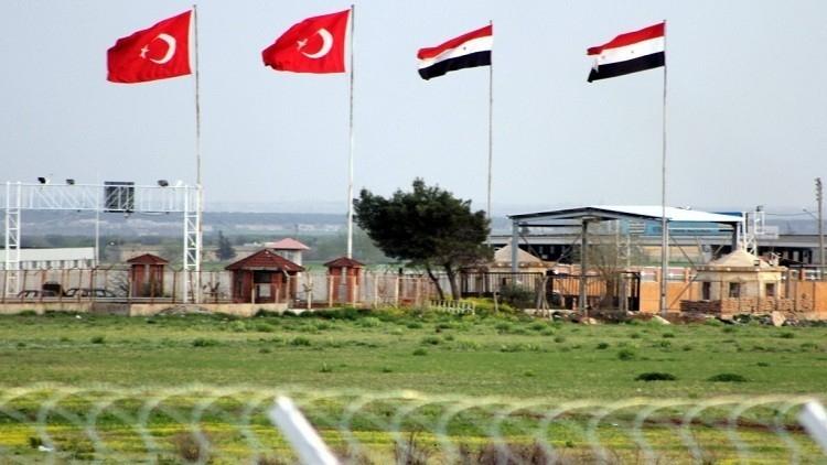 الحدود السورية - التركية