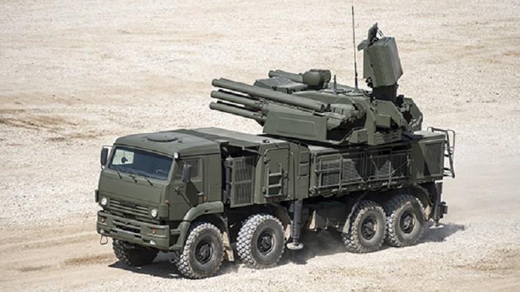 """منظومة بانتسير - أس"""" الروسية للصواريخ"""