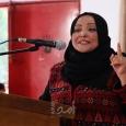 الشاعرة والكاتبة الفلسطينية د. كفاح الغصين