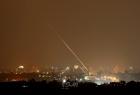 """جيش الاحتلال: رصد إطلاق """"فاشل"""" لقذيفتين صاروخيتين من قطاع غزة"""