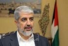 مشعل يكشف شروط حماس للموافقة على التهدئة - فيديو