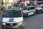 الشرطة تحرر مخالفات لعدم الالتزام بإجراءات السلامة العامة في جنين