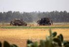 توغل محدود لجرافات جيش الاحتلال شرق رفح