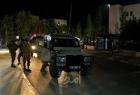 قوات الاحتلال يغلق مداخل بلدة حزما شمال شرق القدس