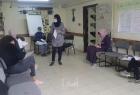 المصادر العلائية تنفذ جلسات تأهيل وتدريب لذوي الصعوبات البصرية في نابلس