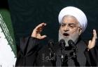 """روحاني: تخصيب اليورانيوم بنسبة 60 بالمئة هو """"رد"""" إيران على الإرهاب الإسرائيلي"""