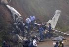 مصرع 5 أشخاص جراء تحطم طائرة في الصين