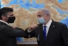 """ملتقيًا بـ """"السفير  محمد آل خاجة"""".. نتنياهو: نحن نغير الشرق الأوسط والعالم"""