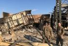 """العراق: هجوم صاروخي يستهدف قاعدة """"عين الأسد"""" في الأنبار"""