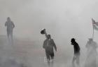 إصابات بالاختناق عقب قمع قوات  الاحتلال مسيرة مناهضة للاستيطان في بيت دجن