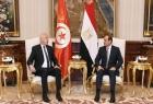 السيسي: القضية الفلسطينية محورية للعالم العربي.. وسعيد يؤكد: الأمن القومي لمصر أمننا- فيديو