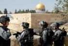 قوات الاحتلال تعتدي على الشبان بمنطقة باب العامود في القدس المحتلة