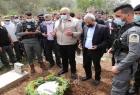 قلقيلية: تشيع جثمان العقيد جلال سلميان