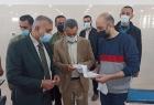 بالصور .. رئيس حكومة حماس يتفقد عددا من المصانع بمدينة غزة