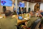 """إعلام عبري: """"الكابينت"""" يجتمع الأربعاء لمناقشة التصعيد مع غزة"""