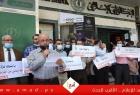 """نقيب موظفي حماس لـ""""أمد"""": سنعلن فعاليات تصاعدية في حال لم تستجب المالية لمطالبنا"""