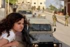 """هكذا راقبت طفلة فلسطينية اقتحام جيش الاحتلال لـ""""عقربا"""" في نابلس!!- صورة"""