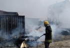 جنين: الدفاع المدني يعلن نفوق (10) آلاف صوص دجاج إثر حريق مزرعة في بلدة قباطية