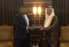 رئيس البرلمان العربي يبحث مع أمين عام الاتحاد البرلماني الدولي الانتخابات الفلسطينية