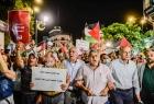 استمرار المظاهرات المنددة بالعدوان الإسرائيلي في مدن الضفة وأراضي الـ48