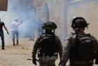 انسحاب قوات الاحتلال من باحات المسجد الأقصى إلى الأبواب الخارجية