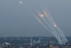 سرايا القدس تطلق رشقات صاروخية من غزة تجاه البلدات الإسرائيلية- فيديو