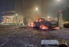 مدينة اللد تنتفض ..مواجهات دامية بعد استشهاد شاب برصاص مستوطن - فيديو