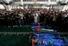 غزة تشيع شهدائها بينهم 9 أطفال - صور