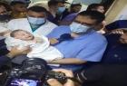 صحة غزة:  217 شـهيدًا من بينهم 63 طفلاً و 36 امرأة و16 مسناً و1500 إصابة نتاج العدوان