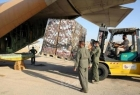 وصول مساعدات مغربية لمطار ماركا الأردني مقدمة للفلسطينيين