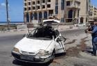 3 شهداء بقصف السيارة قرب مفرق أبو حصيرة غرب غزة
