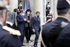توافق مصري فرنسي على التهدئة بغزة.. والسيسي: بأسرع وقت ممكن