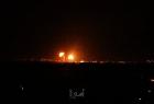 طائرات الاحتلال تقصف أهدافًا أمنية في قطاع غزة - فيديو