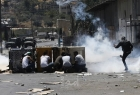 نابلس: إصابات بالرصاص المطاطي خلال مواجهات مع قوات الاحتلال في بيتا