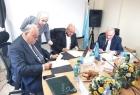 """توقيع اتفاقية ما بين """"اللجنة الوطنية"""" و """"وزارة الاتصالات"""" و """"دائرة شؤون اللاجئين"""" لدعم مشروع إنشاء الفريق الفلسطيني الوطني للبرمجة"""