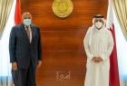 السيسي يعين عمرو الشربيني سفيرا لدى قطر