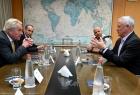 غانتس بعد لقاء ويسنلاند: ناقشنا الأوضاع الأمنية في قطاع غزة وضرورة الحفاظ على الهدوء