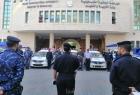 عناصر الشرطة تنتشر في كافة محافظات قطاع غزة لتأمين لجان إمتحانات الثانوية العامة