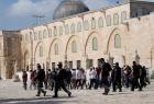 وزارة شؤون القدس تحذر من محاولات تغيير الوضع التاريخي القائم بالأقصى