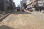 """بلدية غزة تبدأ بإجراء صيانة مؤقتة للشوارع الرئيسية المتضررة من """"عدوان مايو"""""""