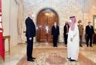 الرئيس التونسي يستقبل وزير الخارجية السعودي الأمير فيصل بن فرحان - فيديو