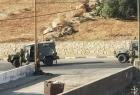 """قوات الاحتلال تحاصر """"بركسا"""" في عاطوف وتطالب مالكه بهدمه"""