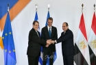 السيسي: ضرورة حل الصراع الفلسطيني الإسرائيلي وإقامة دولة فلسطينية