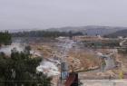 إصابة شاب بشظايا رصاص قوات الاحتلال في قرية النبي صالح