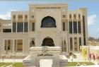 قصر العدل يتعرض لأضرار مادية بسبب قصف الاحتلال