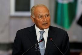 """أبو الغيط لـ""""سعيد"""": نتمنى لتونس النجاح فيمعركة بناء دولة وطنية تٌلبي إرادة الشعب"""