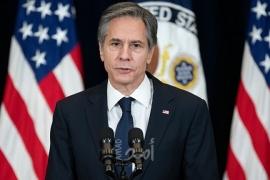 وزير الخارجية الأمريكي يدعو بانسحاب القوات الأجنبية من ليبيا