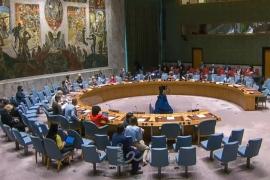 """السعودية لـ """"مجلس الأمن"""": تحملوا مسؤولياتكم في إلزام إسرائيل بالانسحاب من الأراضي العربية المحتلة"""
